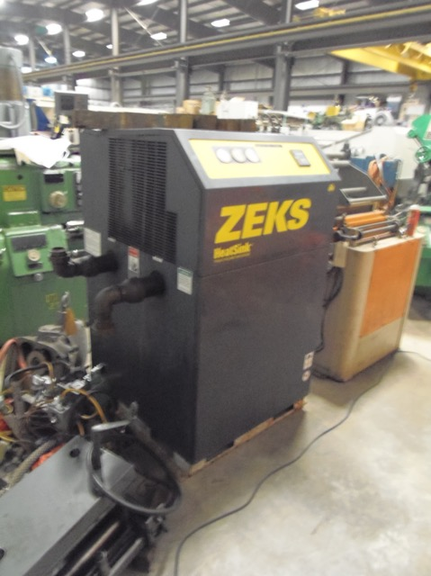 ZEKS 500 CFM CYCLING REFRIGERANT DRYER MODEL 500HSFA400