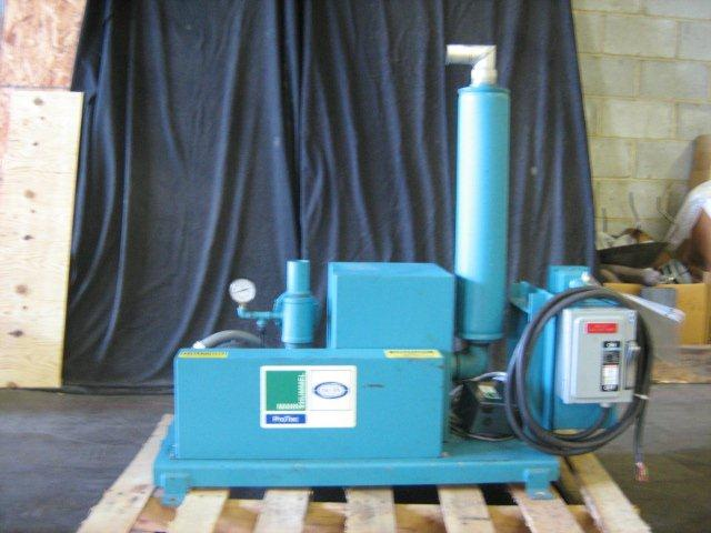 Una-Dyn 5hp Resin Vacuum Pump, 460V, Yr. 1998