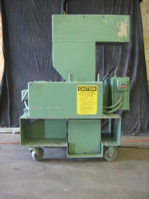 "Cumberland 1-UC Gran 2KN Granulator, 9 x 10"", 7.5 hp, 460v"