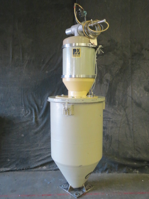 Material Hopper, Approximately 2 cu ft. or 70 lb. Capacity