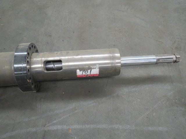 Nissei 45 mm, 36E Screw and Barrel
