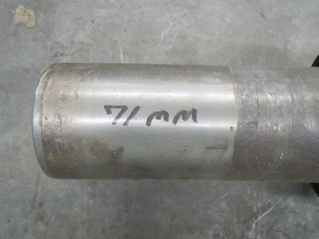 Nissei 71 mm Barrel 100A Injection Unit
