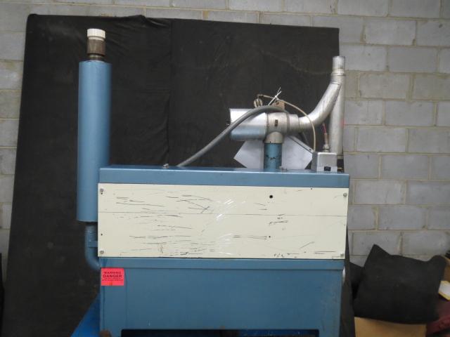 AEC Whitlock Resin Vacuum Pump, 5hp, 460V
