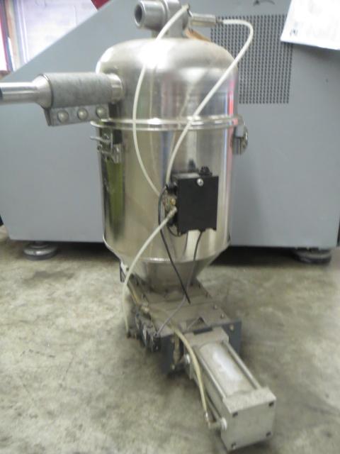 Motan Vacuum Receiver