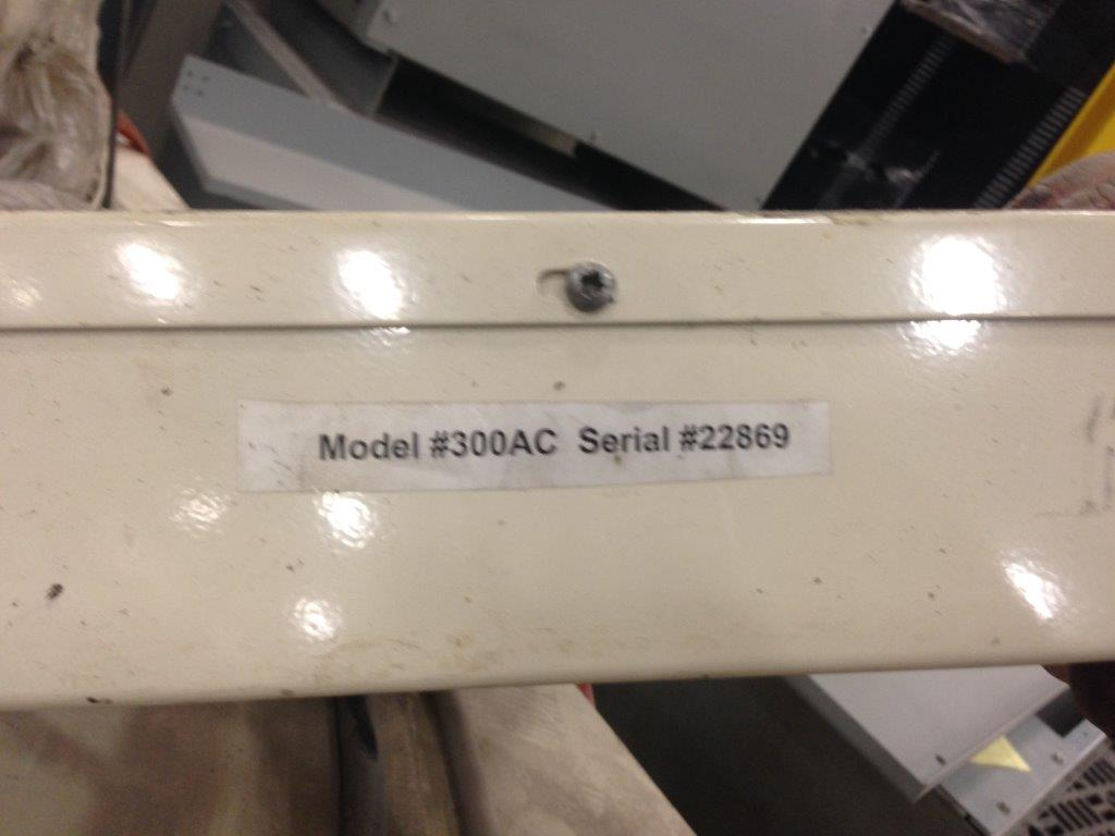 Schreiber 300AC Water Air Cooled Portable Chiller, 3 Ton