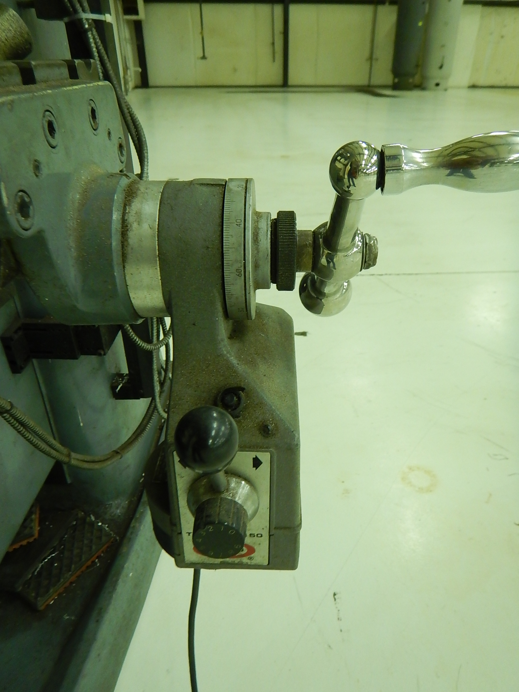 Clausing Kondia Milling Machine