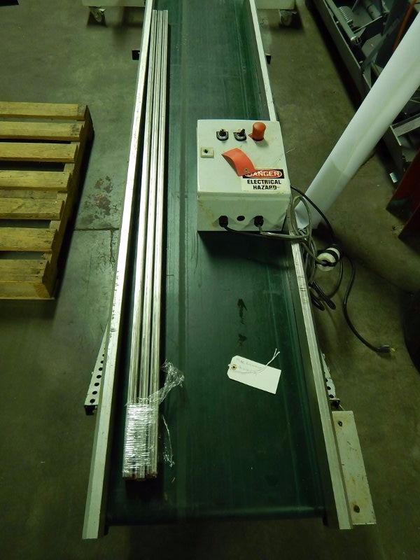 MAC Automation SFA Conveyor, 96 x 18x 36
