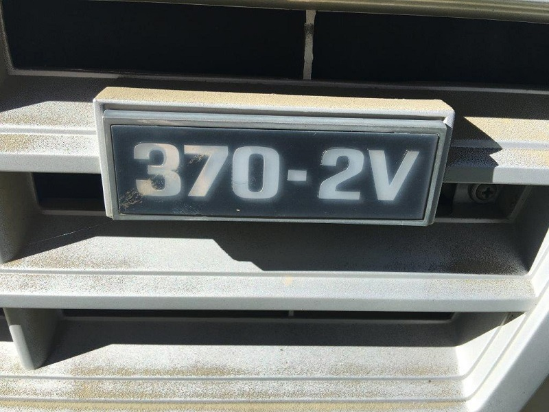 Ford F-600 20 ft Box Truck, Yr. 1991