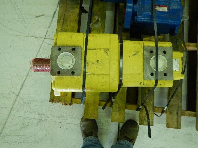 Bucher QT8Z 160/62-100-42-032 Hydraulic Pump