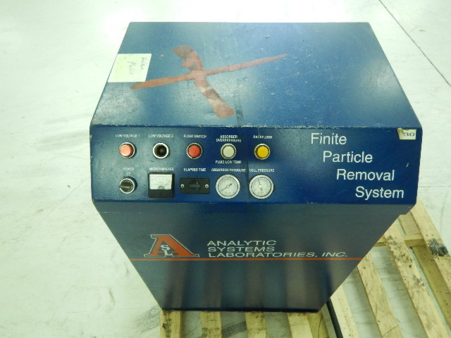 Analytic Systems FPRS80 Finite Particle Removal System, 120V