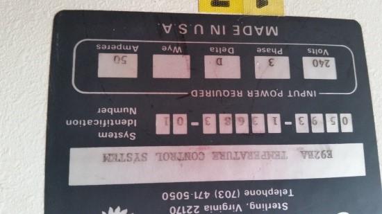 Gammaflux E9024 Used Hot Runner Controller, 18 zone, 240V