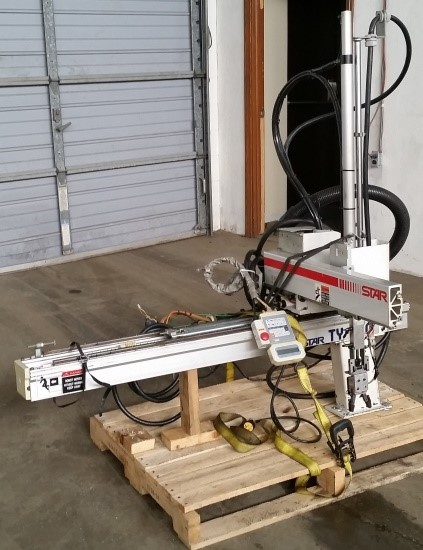 Star TY-150 Robot