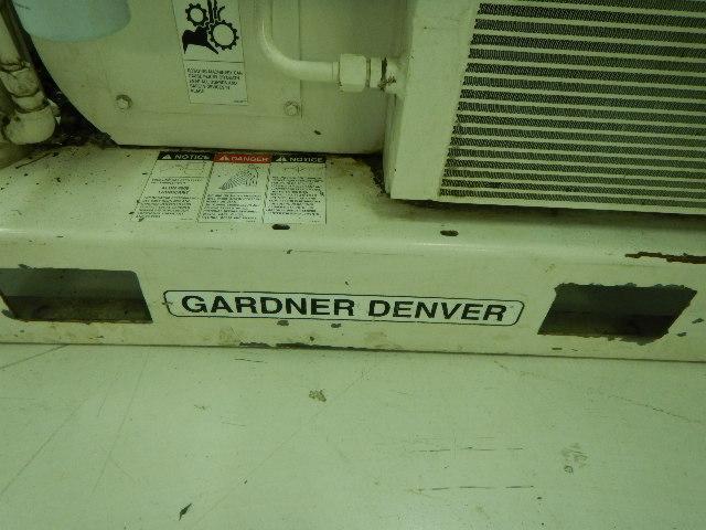 Gardner Denver 25hp Compressor, Air Cooled, 25hp, Yr. 1997, 460V