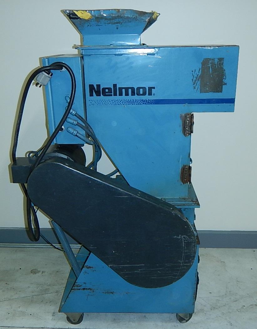 AEC Nelmor G1012P1 Granulator, 7.5 hp, 460V, Yr. 1992