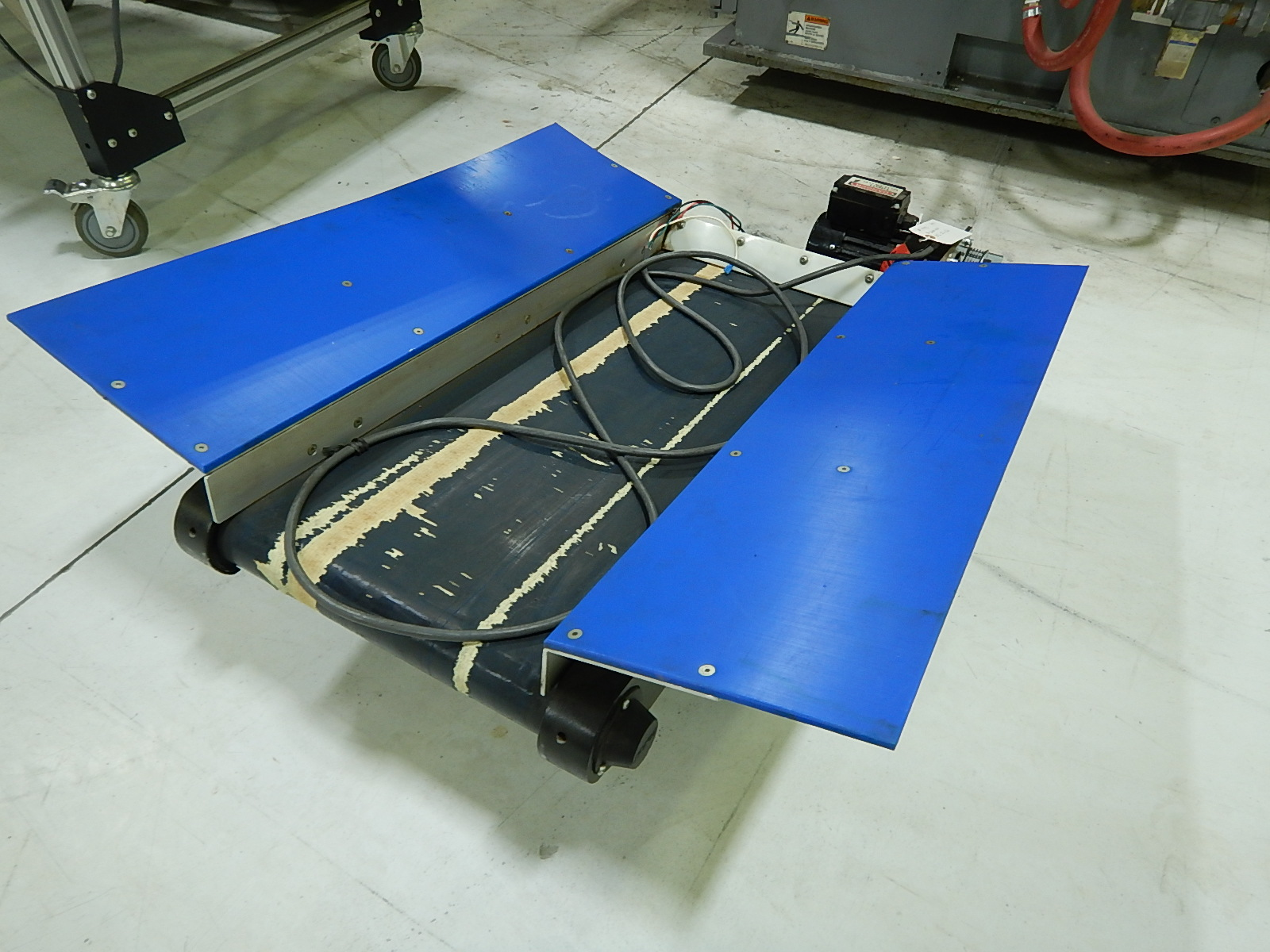 HFA 2210 Conveyor, Horizontal Style, 32 in. long x 12 in. wide, 110V, Yr. 2011 - PARTS ONLY