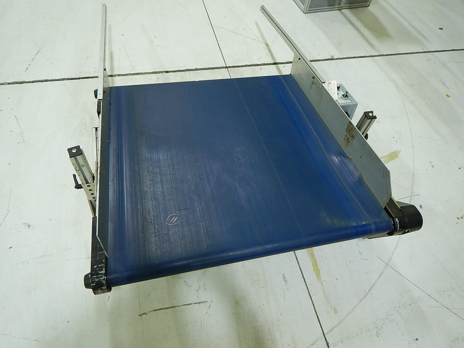 HFA 2210 Conveyor, Horizontal Style, 38 in. long x 36 in. wide, 110V,  Yr. 2009 - Parts Only,