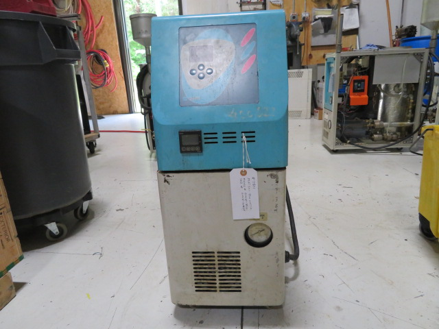 Matsui GMCH-88U Used Mold Temperature Controller, Yr. 2004, 460V