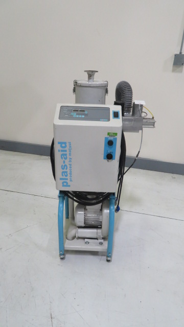 Matsui JL4-5VC2 Two Port, Used Jet Loader, 2hp, 460V, Yr. 2010.  SOLD AS IS.