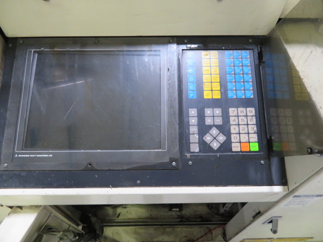 Mitsubishi 180MJII-17 Used Injection Molding Machine, 176 US ton, Yr. 1999, 16.3 oz - FOR PARTS ONLY; SOLD AS IS