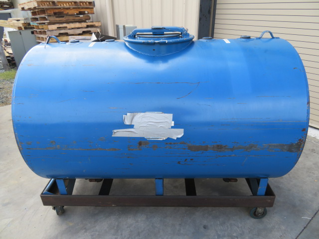 Used 300 gal Steel Oil Tank