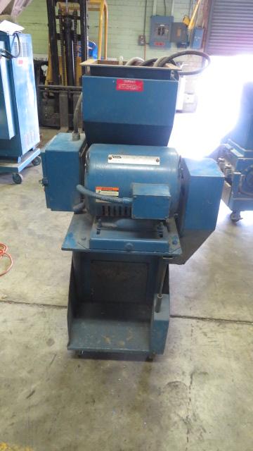 """AEC Nelmor G1012P1 Used Granulator, 12"""" X 12"""", 10hp, 240/460V, Yr. 1993"""