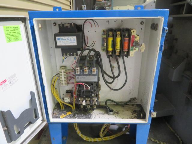 MPG CS-1624 Used Granulator, 50hp, 460V, Yr. 1997