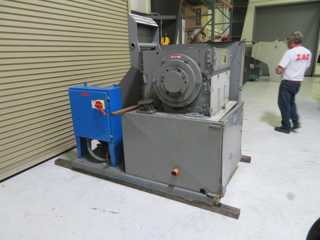 MPG CS-1624 Used Granulator, 50hp, 460V, Yr. 1996