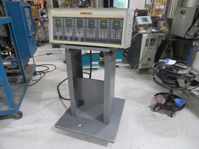 Gammaflux E9016 Used Hot Runner Controller, 18 zone, 240V