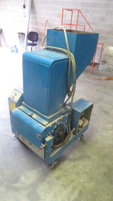 Conair Used Granulator, LP-1016, 5hp, 460V., 15.5 X 18.5, Yr. 1997
