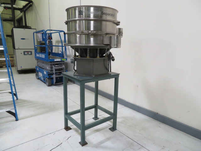 Southwestern Vibrecon Used Shaker Classifier Separator Screen, 460V