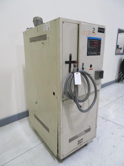Matsui Used DMZ-240 Material Dryer, Desiccant, Yr. 1993, 460V
