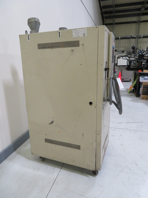 Matsui Used DMZ-240-200 Material Dryer, Desiccant, Approx. 200 lbs./hr, 460V, Yr.1993