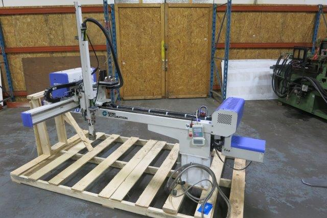 Star NP-800FIII Servo Pneumatic Robot, Fits Approx up to 250 ton, 200V