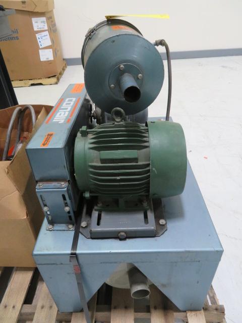 Conair Used Material Vacuum Pump, 5hp, 230/460V