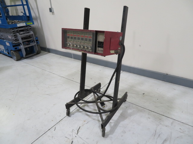 Fast Heat Used Hot Runner Controller, 7 zone, 240V