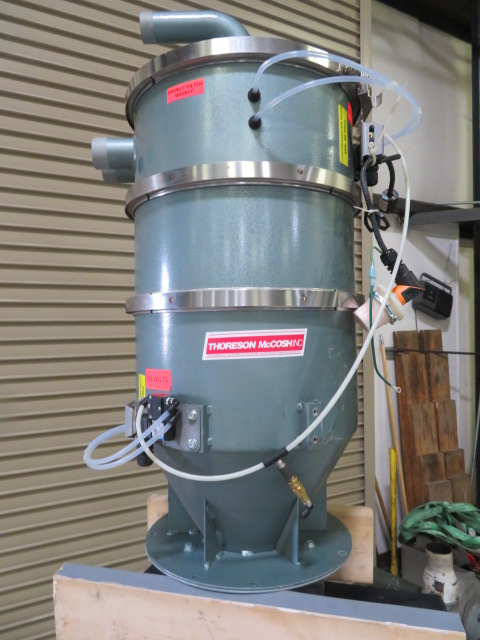 Thoreson McCosh LAZ01013D Used 70 lb Ratio Receiver, Yr. 2010