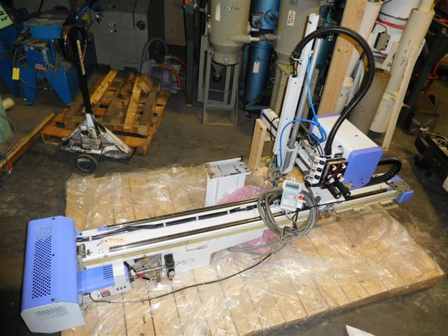 Star Automation Used NP-800FIII Servo/Pneumatic Robot, 50-220 ton, Yr. 2007