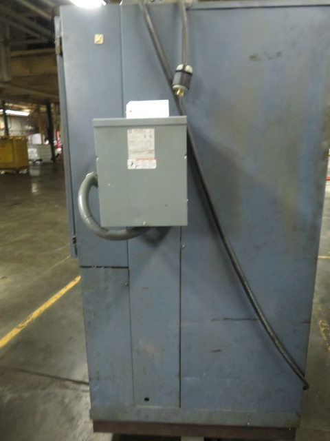 AEC Used WD-150 Material Dryer, Dual Hopper System, Desiccant, 460V, Approx 150 lb/hr
