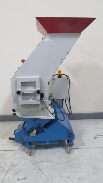Getecha Used GRS300 Granulator, 7.5hp, Yr. 2003, 240V
