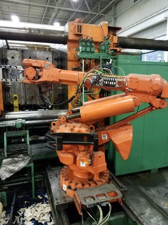 ABB  IRB-6400  6 Axis Robot