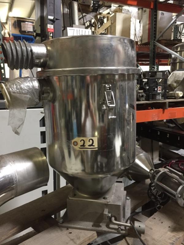 Matsui Used JC-18 Vacuum Receiver