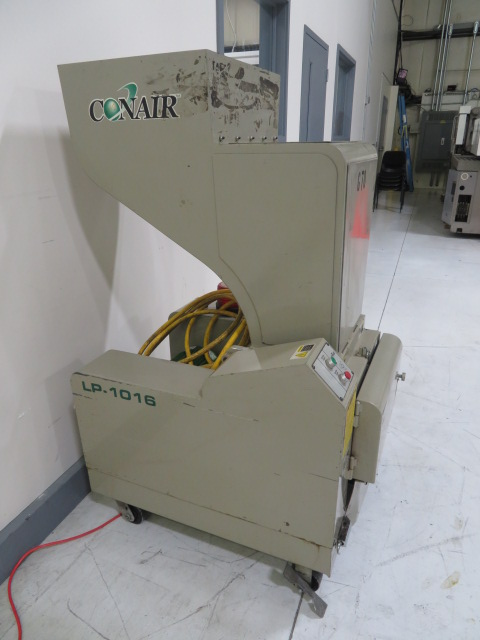 "Conair Used LP 1016 Granulator, 20.25"" x 18.25"", 5hp, 460V"