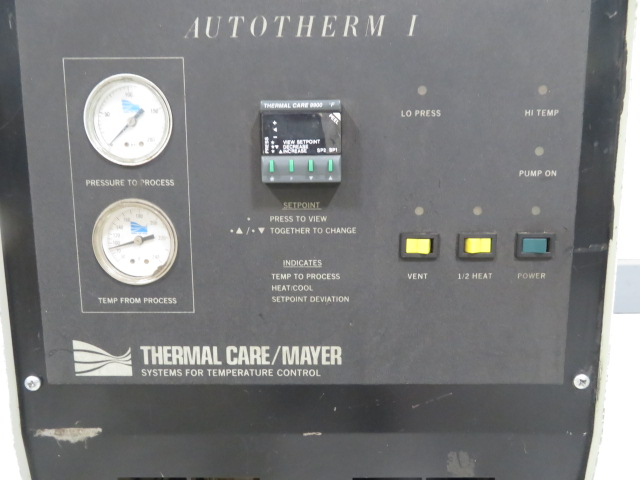Thermalcare Used Mold Temperature Controller, 240V
