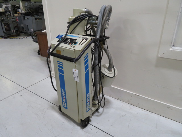 Matsui Used JL-4VCII Jet Loader, 1.5hp, 460V, Dual Port