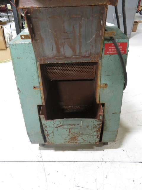 "Foremost Used SHD-2 Used Granulator, 14"" x 10"", 7.5hp, 480V"