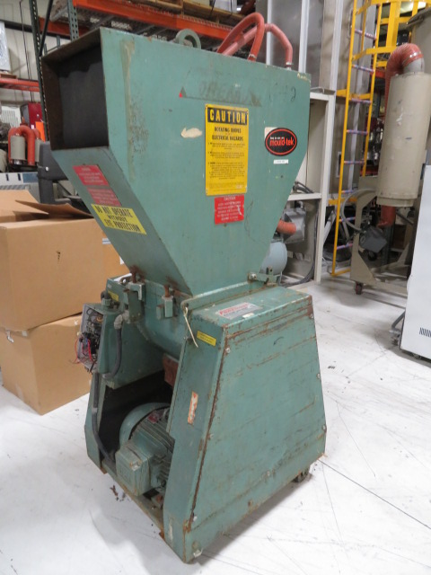 "Foremost Used SHD-2 Used Granulator, 14"" x 10"", 7.5hp, 480V"