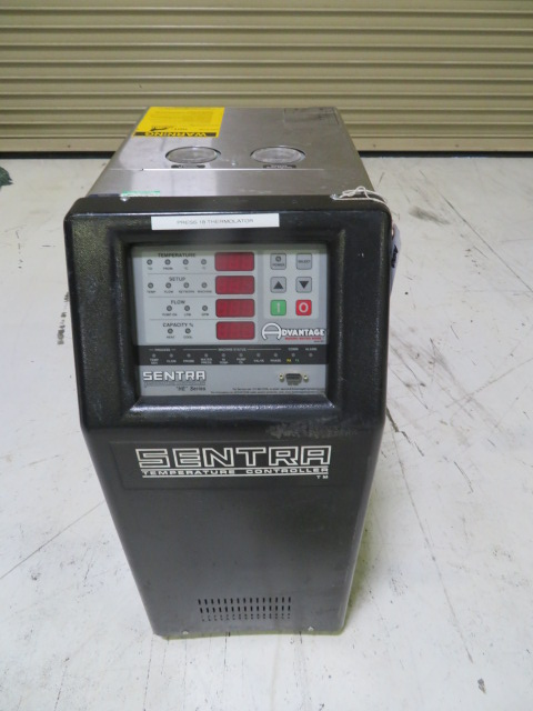 Advantage Used SK-620HEP-41D1 Mold Temperature Controller, 1/2hp, 6kw, 460V, Yr. 2011