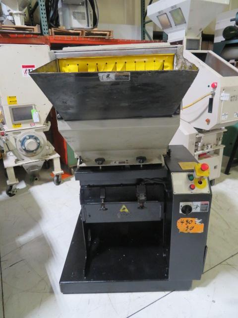 "Conair Used CLS-819 Granulator, 8"" x 19"", 7.5hp, 460V, Yr. 2008"