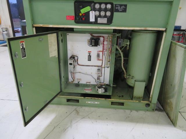Sullair LS12-50L/A/SUL Used Compressor, 50hp, 460V