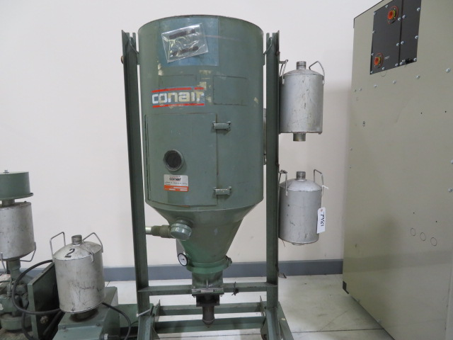 Conair 18287802 Used Drying Hopper, Approx 200 lb capacity